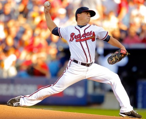 Both Medlen and Parker underwent their second Tommy John surgery
